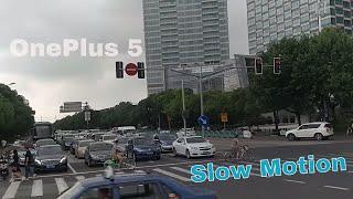 OnePlus 5 camera sample slow motion