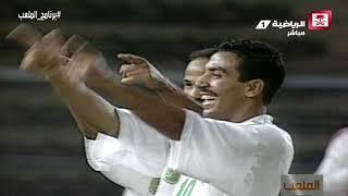 من الأرشيف : هدف يوسف الثنيان على الصين كأس آسيا 1996 #برنامج_الملعب