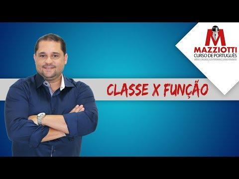 CLASSE GRAMATICAL: O