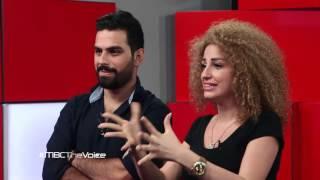 #MBCTheVoice - حسام الشامي - على الله تعود - مرحلة الصوت وبس