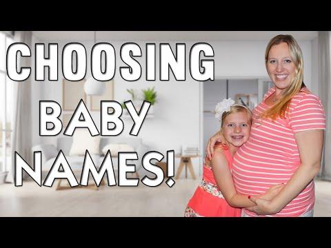Week 31 Bumpdate Kids React to Baby Names