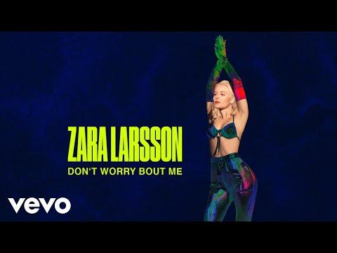 Zara Larsson Don t Worry Bout Me Audio