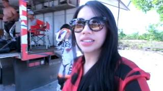 keziakaramoy #VLOG013 || NEMENIN SUAMI MAIN MOTORCROSS!!!