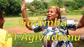 Gadimba p1 Agivudemu - Ugandan Comedy skits.