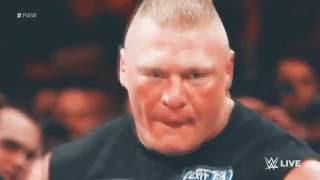 Brie Bella & Brock Lesnar Gangsta