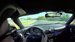 Toyota MR2 Spyder (ZZW30) Nordschleife 08-05-2016 BTG 9:08