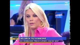 Raffaello Lupi Alessandro Cecchi Paone e Gianluca Timpone parla di pensioni e Grecia