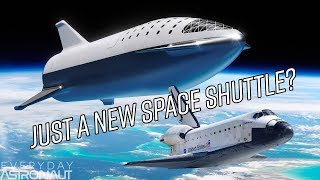 Why SpaceX's Starship will fall like a skydiver and not fly like an airplane