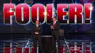 Penn & Teller: Fool Us // Kostya Kimlat Makes Penn Mad