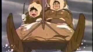 Shiroi Kiba Monogatari (White Fang Story Anime) RAW Part 4