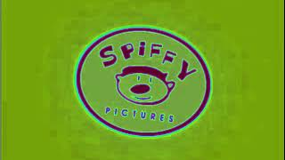 Spiffy Pictures Logo EXTENDED X2 Slowed Down