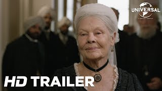 Victoria & Abdul - Official Trailer 1 (Universal Pictures) HD