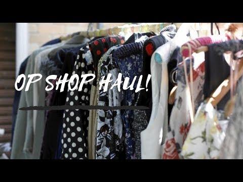 Xxx Mp4 AUSTRALIAN OP SHOP HAUL Thrift Haul 3gp Sex