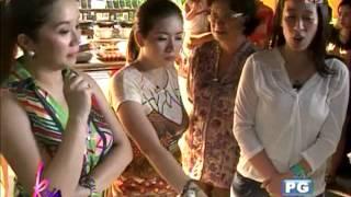 How the popular puto Binan is prepared