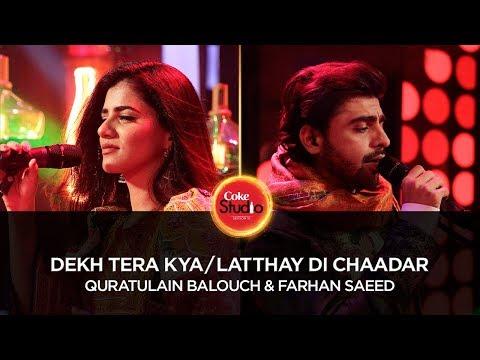 Xxx Mp4 Quratulain Balouch Amp Farhan Saeed Dekh Tera KyaLatthay Di Chaadar CS 10 Ep 4 3gp Sex