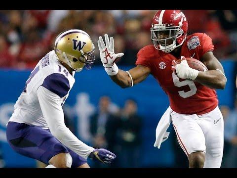 Alabama vs Washington 2016 CHICK FIL A Peach Bowl Highlights