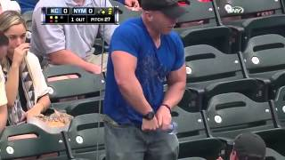 muscle guy shamed by water bottle