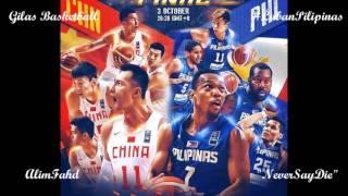 Tribute To Gilas Pilipinas 3.0 FIBA Asia 2015 Highlights
