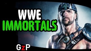 WWE Immortals Supers Triple H HD Trailer - iOS Android download