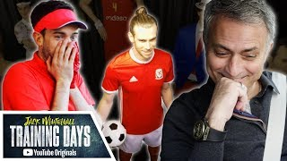 Disastrous Driving with Mourinho & Waxworks Prank with Bale   Jack Whitehall: Training Days