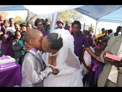 9 Year Old Boy Married a 62 Year Old Woman | South Africa