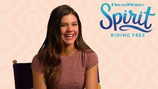 Cast Featurette | SPIRIT RIDING FREE