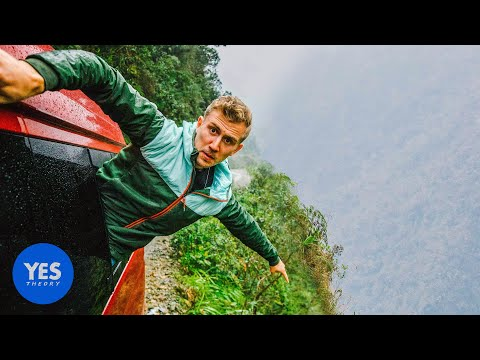 Traveling On The World's Most Dangerous Road