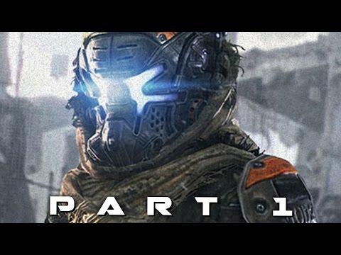 TITANFALL 2 Walkthrough Gameplay Part 1 - Pilot (Campaign)
