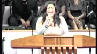 Kim Burrell sings Faith Medley