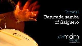 Batucada samba of Salguero