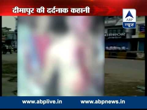 Xxx Mp4 Sansani Dimapur Rape II 10 000 Protesters Storm Dimapur Central Jail After Rape Of A College Student 3gp Sex