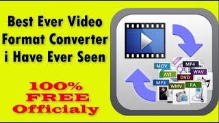 How to Convert Video to mp4 or How to change Video file to mp4 HD 1080p or 4K Video - Free & Fast