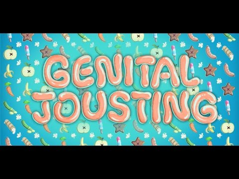 Genital Jousting Review **ADULT CONTENT**