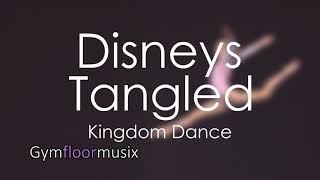Disneys Tangled (Rapunzel)  ''Kingdom Dance'' - Gymnastic floor music
