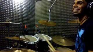 Khudi Ko Kar Buland Drum Recording