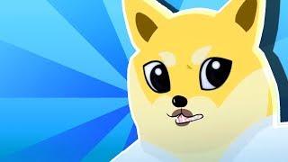 YO MAMA: RAP BATTLES! Doge vs Hello Kitty