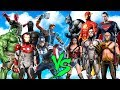 Download Video Download JUSTICE LEAQUE 2017 vs AVENGERS (FLASH,SUPERMAN,CYBORG vs IRON MAN,HULK,THOR,VISION) - EPIC BATTLE) 3GP MP4 FLV