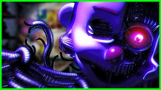FNAF Sister Location - ENNARD is the NEW MANGLE  -  Five Nights at Freddy's Sister Location Teaser