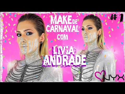 Xxx Mp4 MAKE DE CARNAVAL COM LIVIA ANDRADE Victor Nogueira 3gp Sex
