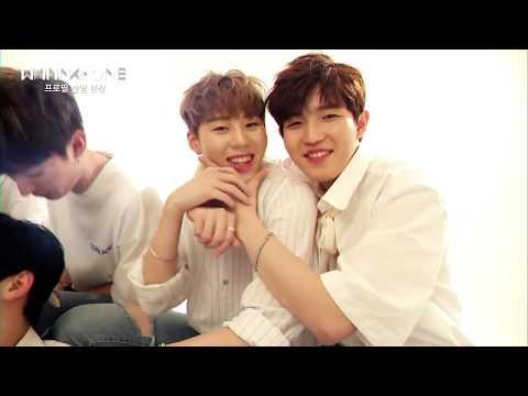 [ENG SUB CC] Wanna One Go (Shy Shy) Profile shoot Behind