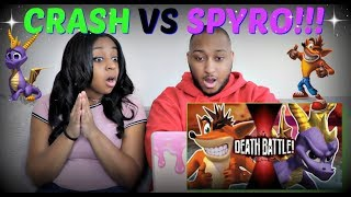 "ScrewAttack ""Crash VS Spyro 