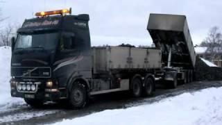 Volvo FH12 Snabblås, Tippar