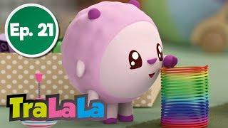 BabyRiki - Floarea (Ep. 21) Desene animate | TraLaLa