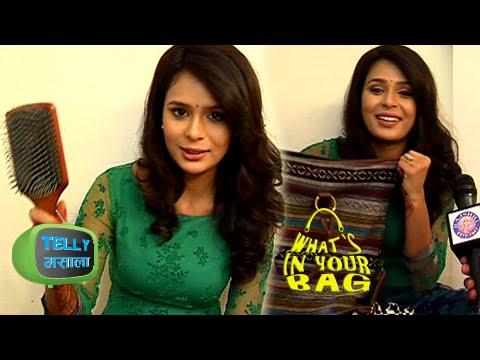 Xxx Mp4 Sonal Vengurlekar S Handbag SECRET REVEALED What S In Your Bag 3gp Sex