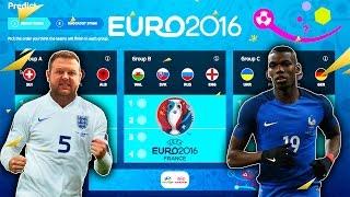 MY EURO 2016 PREDICTION!