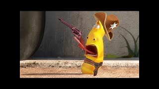 LARVA ❤️ The Best Funny cartoon 2017 HD ► La COW BOY ❤️ The newest compilation 2017 ♪♪ PART 76