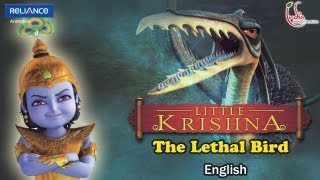 Little Krishna English - Episode 9 Assault Of The Lethal Bird