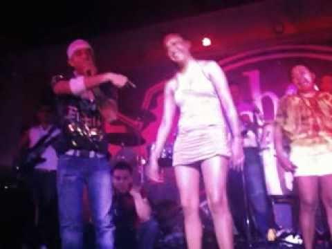 SONNY Y SU CARISMA show de tangas en cancun