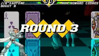RGM MUGEN: Jin Saotome and Boggy B vs Rox Howard Clones