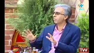 پا تو کفش اخبار با اجرای رضا رفیع و همراهی هیراد حاتمی در برنامه سلام تهران